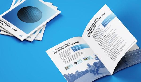 Sport psychology for golf InnerDrive ebook