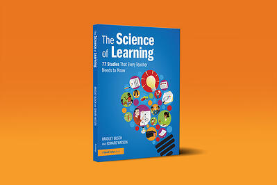 The Science of Learning: 77 studies that every teacher needs to know